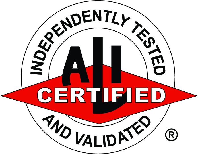 ALI Validated Logo